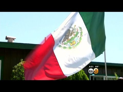 Woman Irate That Neighbor Is Flying Mexican Flag In Her Front Yard