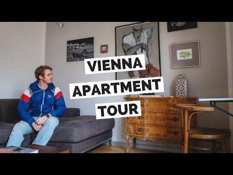 Vienna Apartment Tour in Austria