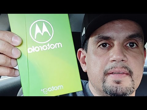 Moto G6 Unboxing From BestBuy