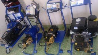 Hidrolavadora Motor A Gas 9 5 Hp Bomba Gp