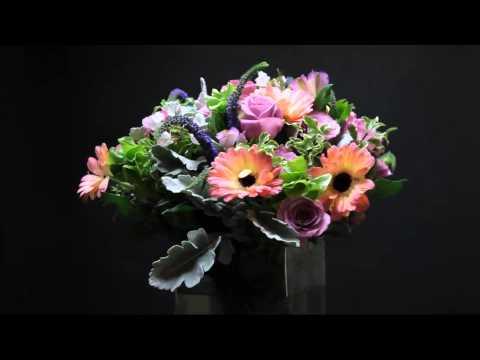45 stems arrangement lavender in 6