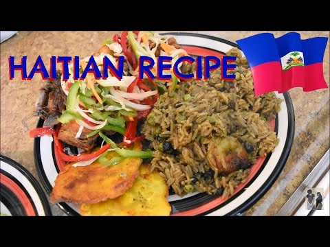 HOW TO COOK SHRIMP MUSHROOM RICE, TOSTONES, & FRIED CHICKEN W/ PIKLIZ COOKING TIME W: Z&L EPISODE 3