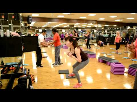 Gail's Boot Camp Class at XSport