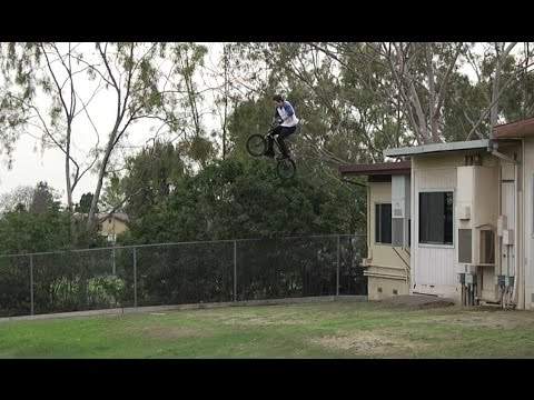 BMX - A Day In The Life Of Dylan Stark