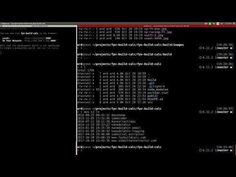Part 10: React Redux tutorial - deploying to S3 bucket