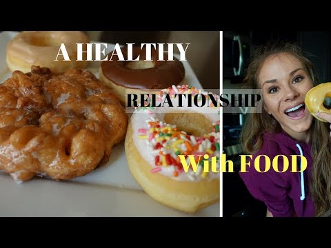 TIPS to finding a HEALTHY relationship with food|My Journey - What worked for me