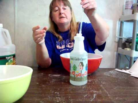 How to Make Homemade Kitchen & Bathroom Spray Cleaner from scratch