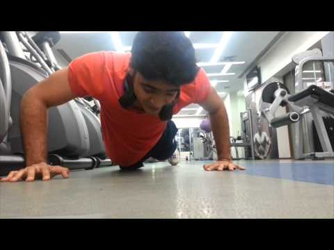 Paras Tomar unplugged Day 2 of 45 days to a fit pack!