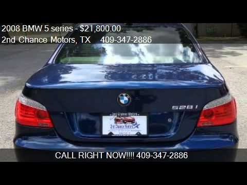 2008 BMW 5 series 528i - for sale in Beaumont, TX 77703