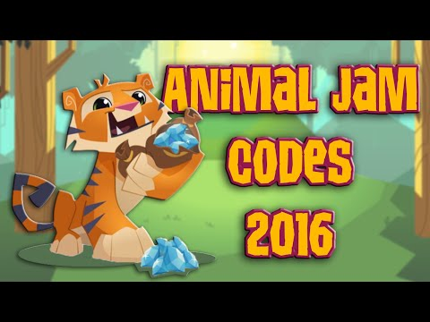 FREE Animal Jam Gem, Gift & Diamond Promo Codes – Working 2016