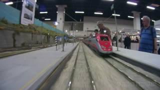 A C M E  Frecciarossa 1000, Nuremberg Toy Fair 2018, Europe - PakVim