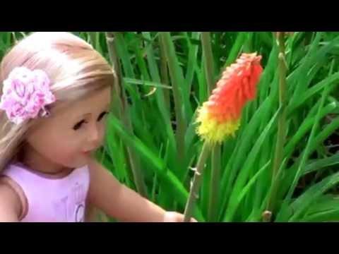 Spring AG Doll Photoshoot