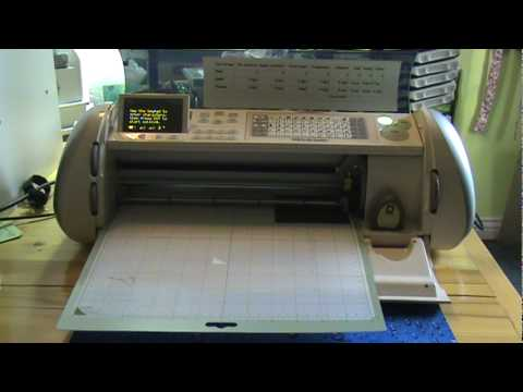 Cutting Vinyl With Cricut SUPER SIMPLE!! Tutorial