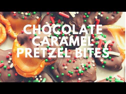Chocolate Caramel Pretzel Bites | Ep. 6 Sweet Holidays