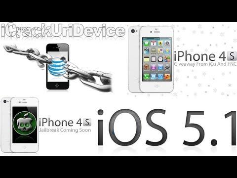 iOS 5.1.1,5.0.1 Untethered Jailbreak Update, iPhone 4S Unlock News, iPhone 4S Giveaway & More