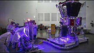 Lasers Fired At NASA