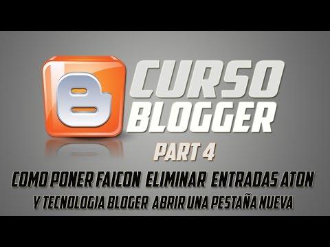 COMO CREAR UN BLOG ESTILO PAGINA WEB PART4