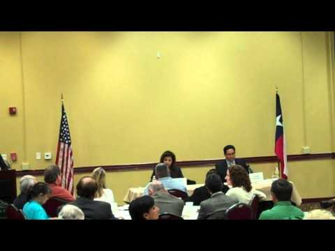 Texas State Representatives debate Concealed Carry on Campus.avi