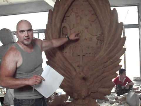 American Veterans Monument  www.sculpturebytps.com