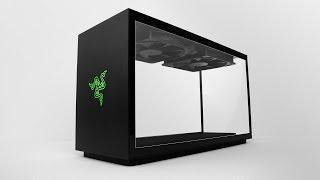 The Razer Glass Box PC