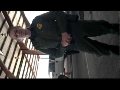 Illegal Detention and Illegal Search at Internal Border Patrol Checkpoint US180 Near El Paso, TX