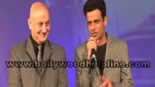 Akshay Kumar,Kajal,Manoj Bajpai At Music Launch of Film