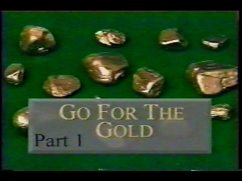 how to find gold nuggets with a metal detector