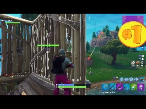 DODGING NEW GUIDED ROCKETS FOR THE SNIPE WIN - Fortnite Battle Royale