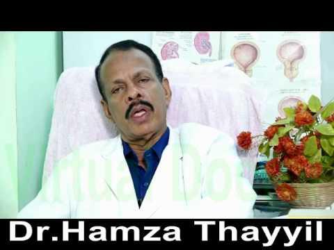 Dr Hamza Thayyil, Calicut,Urine stone Prevention
