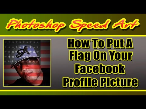 How To Add A Flag To Your Facebook Profile Picture | Digital Swagg