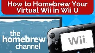 How to Soft-Mod WiiU: Pt 14 - Injectiine = N64 to Virtual