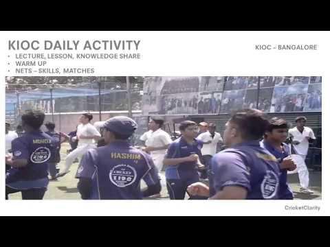 KIOC Academy Bangalore Overview