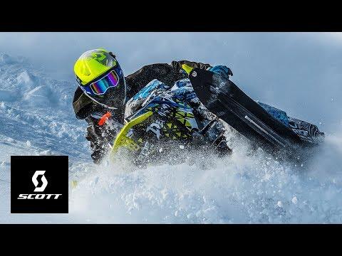 SCOTT Prospect Snowcross Goggles 2019