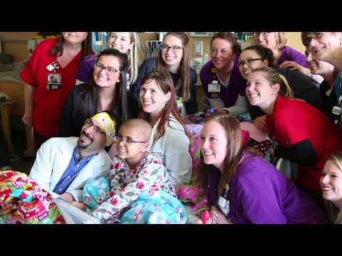 Katie's  End-of-Chemo Party