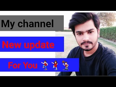 YouTube UPDATE || PLANS FOR MY CHANNEL