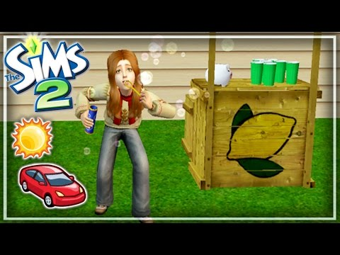 Let's Play : The Sims 2 | Part 23 - MONEY CHEATS???