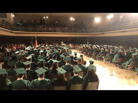 Morgan City High School Graduation