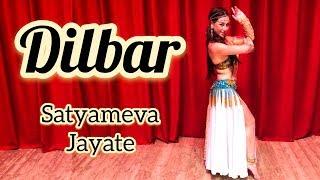 DILBAR | SATYAMEVA JAYATE | NORA FATEHI | NEHA KAKKAR | OLGA73IL | DANCE COVER