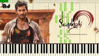 Sandakozhi 2 BGM | Sandakozhi BGM | Yuvansankar raja | AJ music works