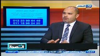 القرنية المخروطيه أحد موانع عمليات الليزك   دكتور أشرف سليمان مدرس طب و جراحة العيون
