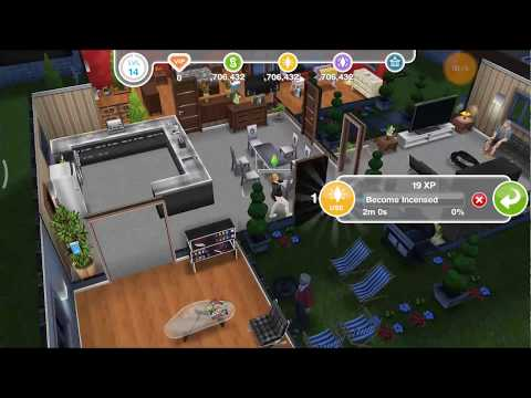 Become incensed - the Sims freeplay 😸