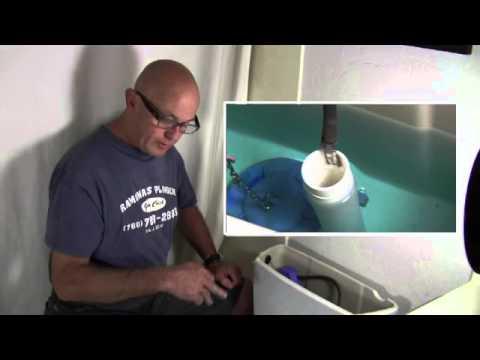 Testing for Toilet Tank Leaks