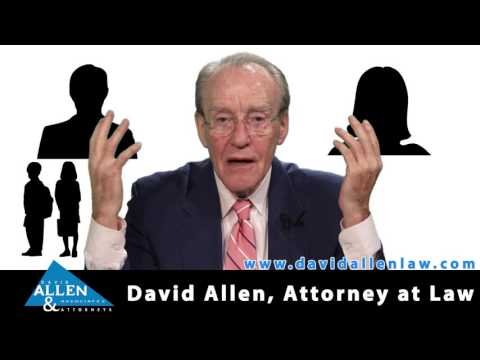 David Allen Legal Tuesday: Paternity and Child Support