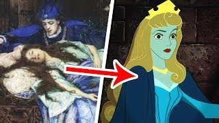 The Messed Up Origins of Sleeping Beauty  | Disney Explained - Jon Solo