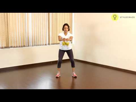 How To Do AIR SQUATS EXERCISE