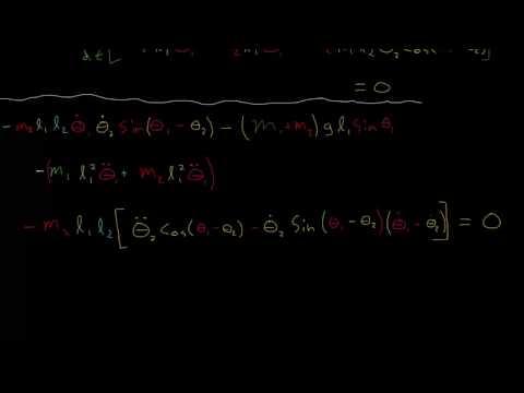 Euler-Lagrange equation for the compound pendulum (brief)