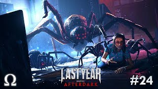 THE SPIDERLINGS HAD THEIR FEAST! | Last Year Chapter 1 Afterdark Gameplay w/Friends!