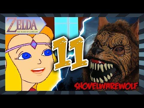 Shovelwarewolf VS Zelda CD-i: Wand of Gamelon (S2E5)