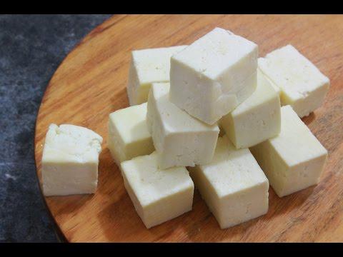 How to make paneer | Homemade paneer recipe |  Indian cottage cheese