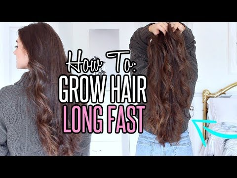 9 Life Hacks YOU NEED To Know To Grow Your Hair FAST !